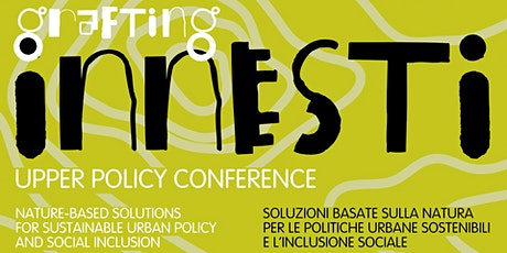 Nature Based Solutions for Sustainable Urban Policy and Social Inclusion tickets