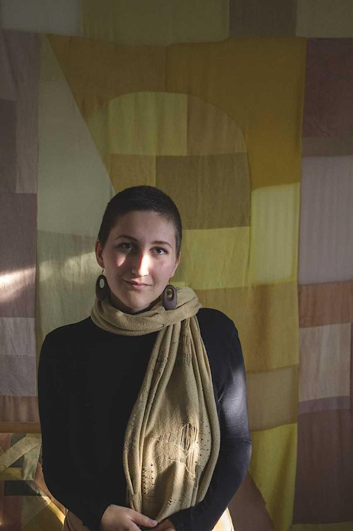Culture Days Artist Talk with Anita Cazzola (Co-presented with 10C) image