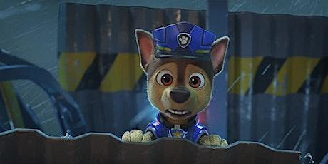 QUANTICO - Movie: PAW Patrol: The Movie - G *REGULAR PAID ADMISSION* tickets