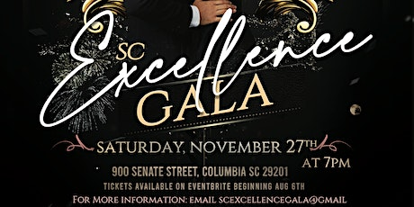 SC Excellence GALA tickets