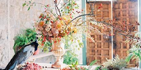Curso Otoño La Musa de las Flores 4 de Noviembre tickets