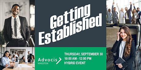 Advocis Kingston: Getting Established with Andy Cameron tickets