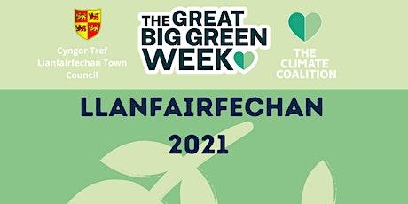 Llanfairfechan Big Green Week Community Fayre tickets