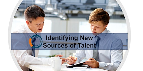 Talent 2025 | Issue Spotlight – Identifying New Sources of Talent tickets