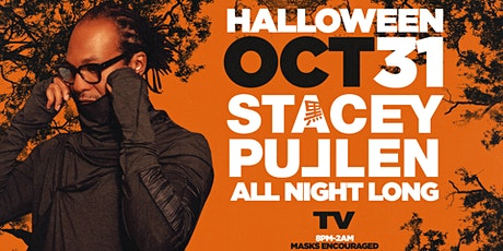 Stacey Pullen All Night Long @ TV Lounge 10/31/21 tickets