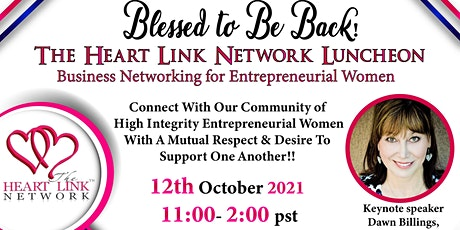 Heart Link Business Networking Luncheon Event! tickets