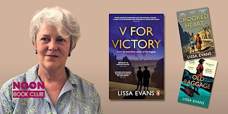 NOON Book Club - Lissa Evans tickets