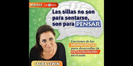 La metacognición entra al aula por Laura Lewin entradas