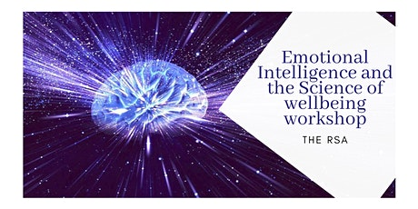 Emotional intelligence and the science of wellbeing tickets