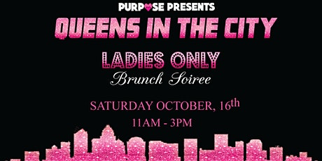 Queens In the City   Brunch Soiree tickets