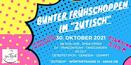 """Bunter Frühschoppen im """"zuTisch"""" Tickets"""