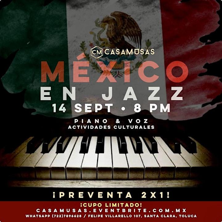 Imagen de MÉXICO EN JAZZ