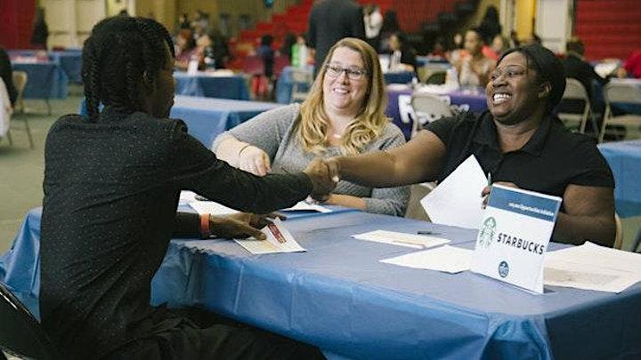 Western Mass Hiring Job Fair image