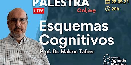 Palestra Online: Esquemas Cognitivos ingressos