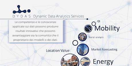 La piattaforma collaborativa DYDAS: strumenti digitali per la sostenibilità biglietti