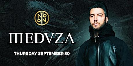 Meduza @ Noto Philly September 30th tickets