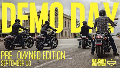 Demo Day - Preowned Edition tickets