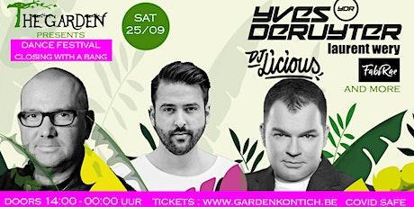 The Garden : Dance Festival tickets