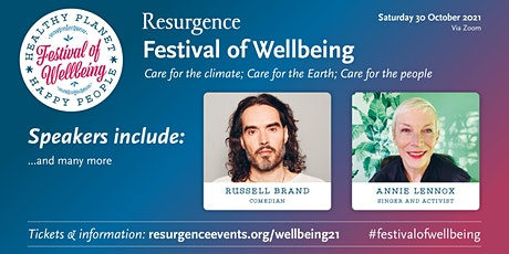 Festival of Wellbeing 2021 tickets