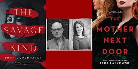 Savage Mystery Writing with John Copenhaver and Tara Laskowski! tickets