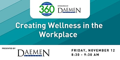 BN360 Event: Creating Wellness in the Workplace