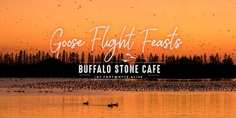 GOOSE FLIGHT FEASTS at FortWhyte Alive tickets