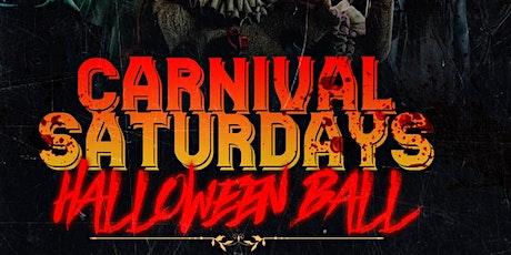 CARNIVAL SATURDAYS  HALLOWEEN BALL@ JOUVAY NIGHTCLUB #GQEVENT tickets