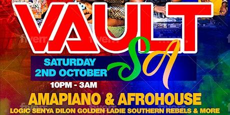 Monate presents Vault SA tickets