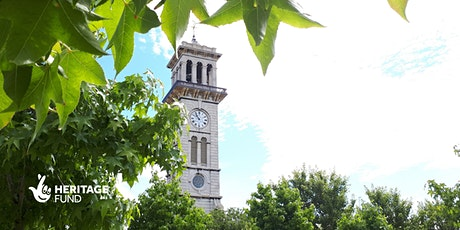 Tour of the Clock Tower in Caledonian Park tickets