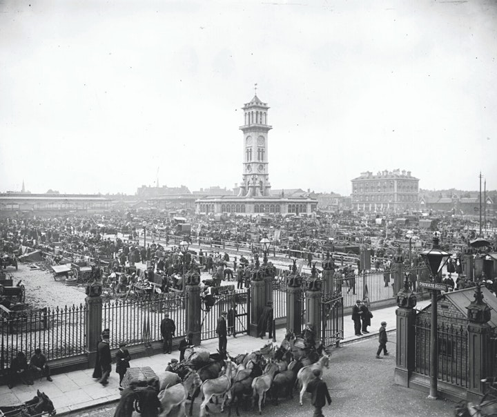 Tour of the Clock Tower in Caledonian Park image