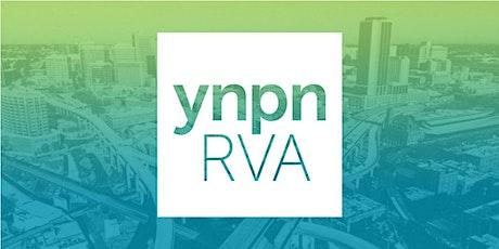 YNPN RVA October Articles Club tickets