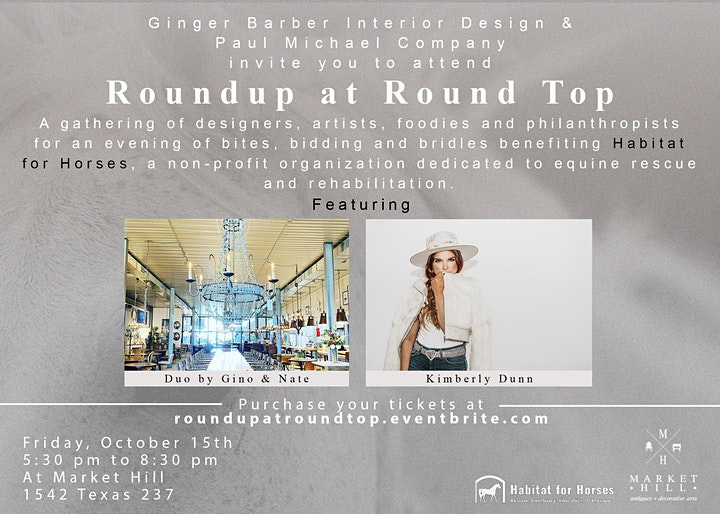 Roundup at Round Top image