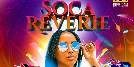 SOCA REVERIE tickets