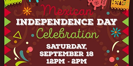Mexican Independence Day Celebrations tickets