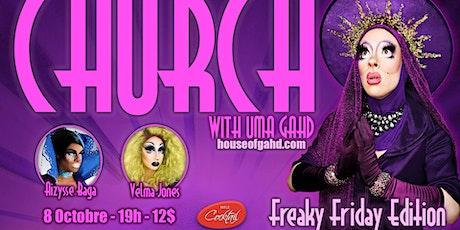 Church with Uma Gahd - Freaky Friday Edition tickets