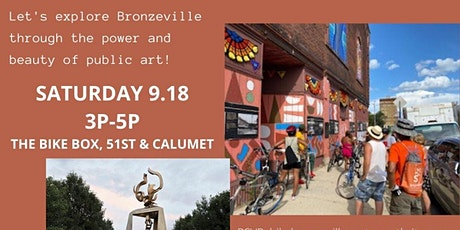 Bronzeville Bike Tour: Art for The People tickets