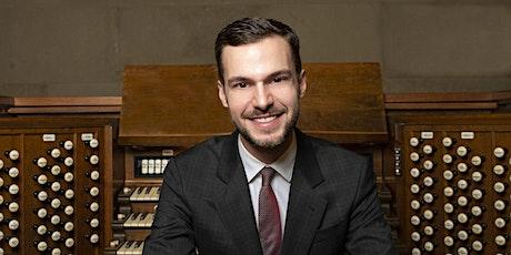 Nathan Laube Organ Recital tickets