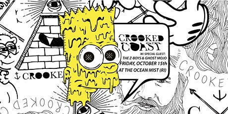 Crooked Coast tickets