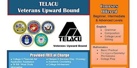 New Student Orientation: 9:00 AM or 5:30 PM - TELACU Veterans Upward Bound tickets