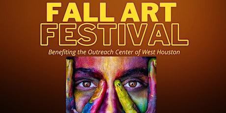 Fall Art Festival tickets