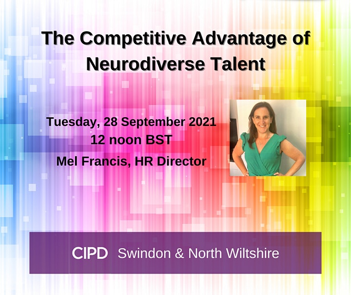 The Competitive Advantage of Neurodiverse Talent - Presented by Mel Francis image