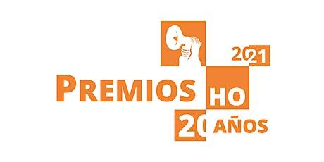 XVII edición Premios HazteOir.org 2021 entradas