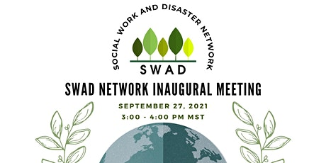 Inaugural Social Work and Disaster Network Meeting tickets