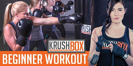 FREE Beginner Kickboxing Workout tickets