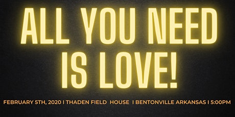 All You Need is Love! tickets