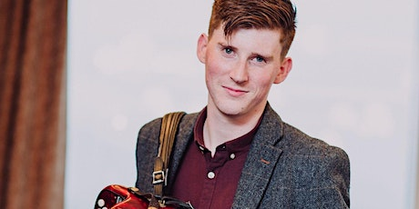 Féile John Dwyer Presents:  An Accordion Workshop with Conor Connolly tickets