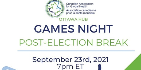 Post Election Games Night tickets