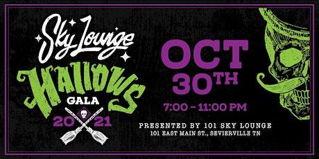 Sky Lounge Hallow's Gala tickets