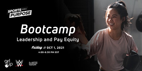 Girl Up Sports Bootcamp: Leadership Development and Pay Equity tickets