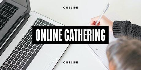 Onelife Online Gathering – September 2021 tickets